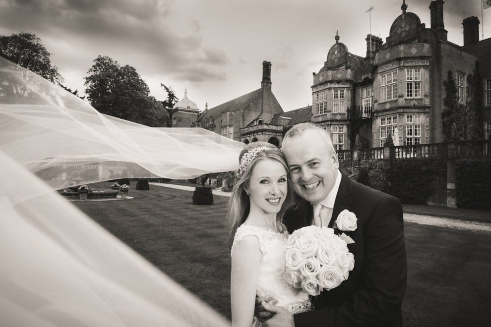 Tylney Hall Wedding Photographer: Linda & Steve in their words