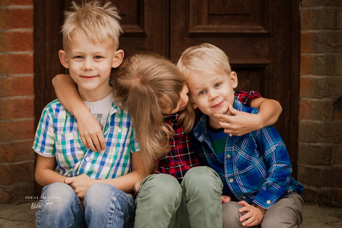 Autumn Family Portraits – The Ford Family