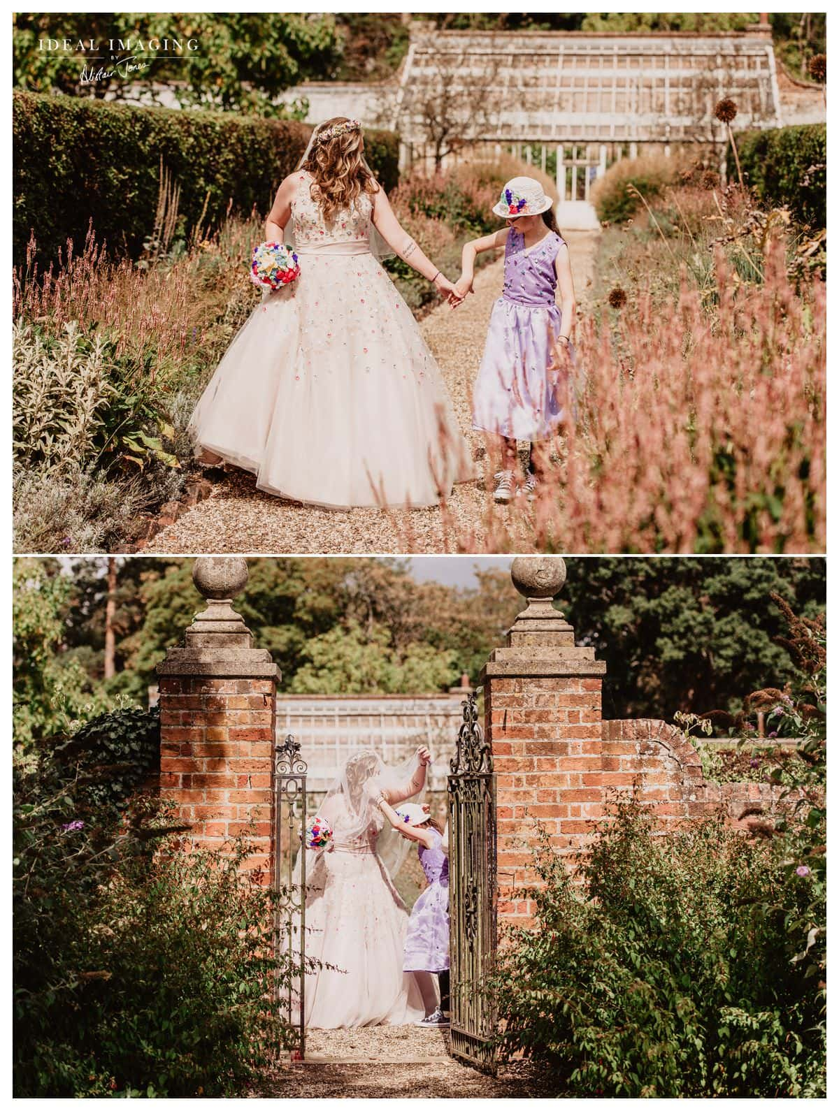 wasing park woodland wedding