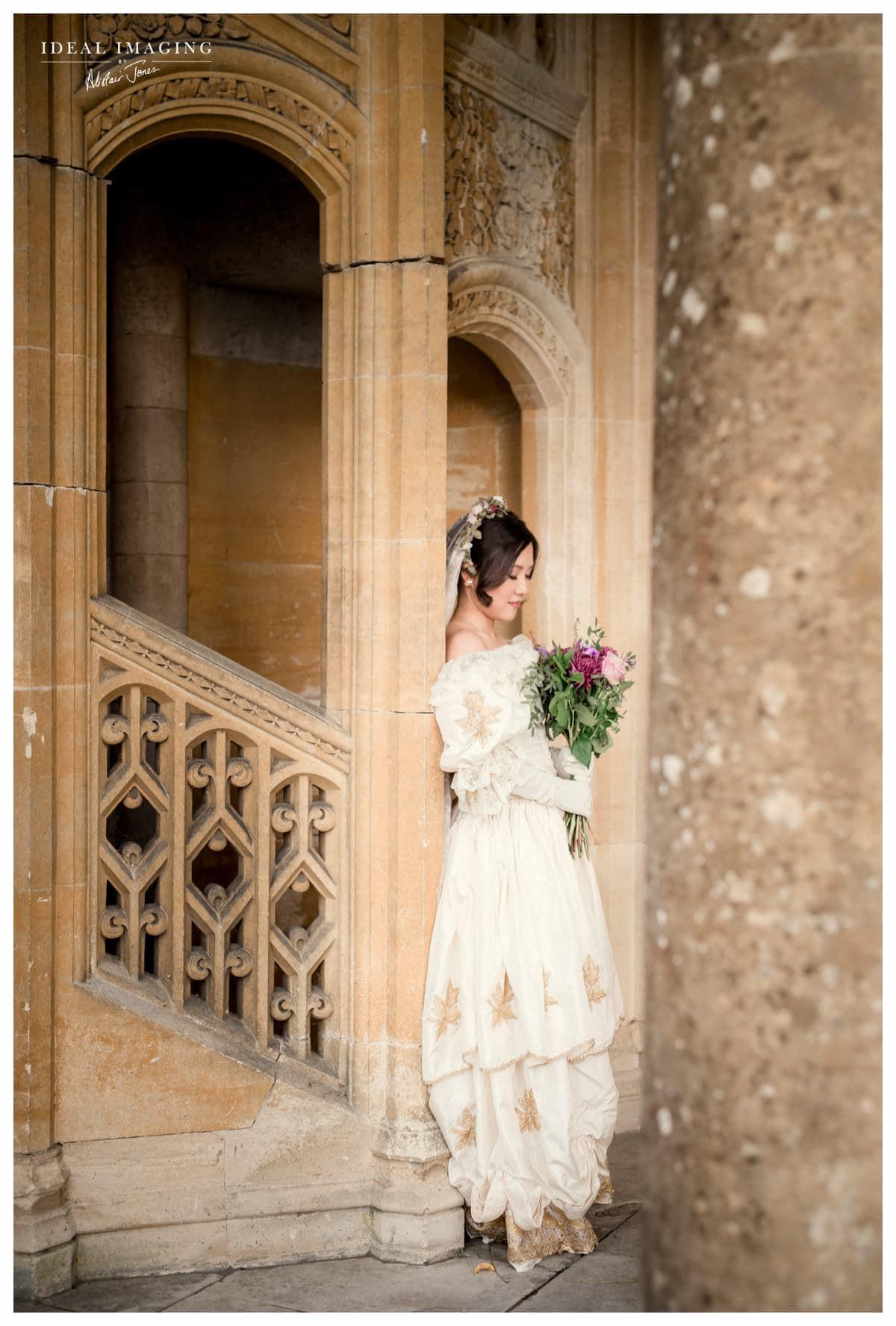 tylney hall pre-wedding shoot