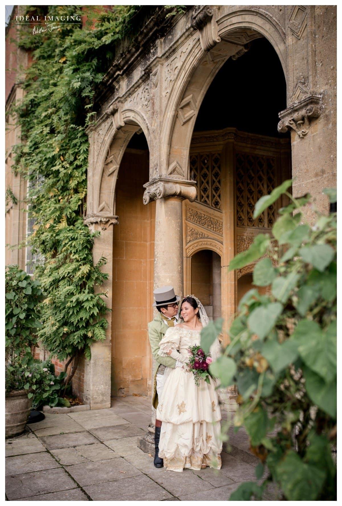 pre-wedding shoot tylney hall