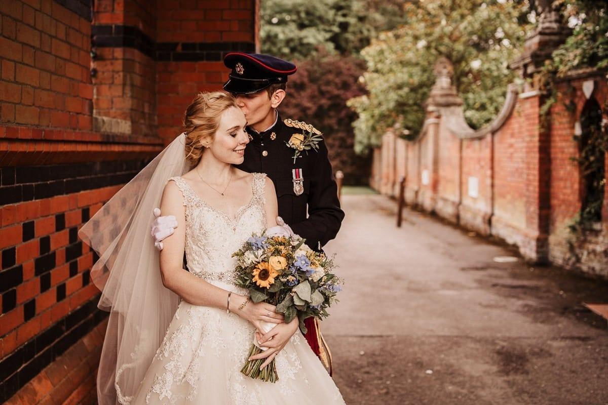 Summery Military Wedding at The Elvetham