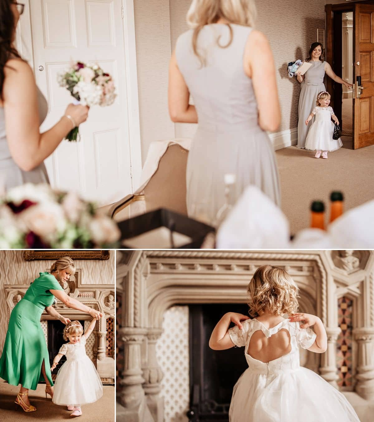 The Elvetham Hotel Wedding