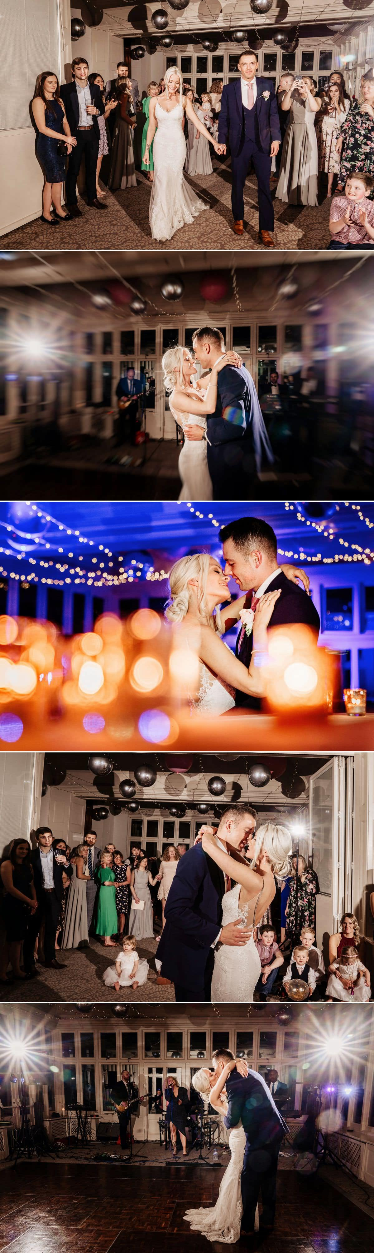 first dance at the Elvetham