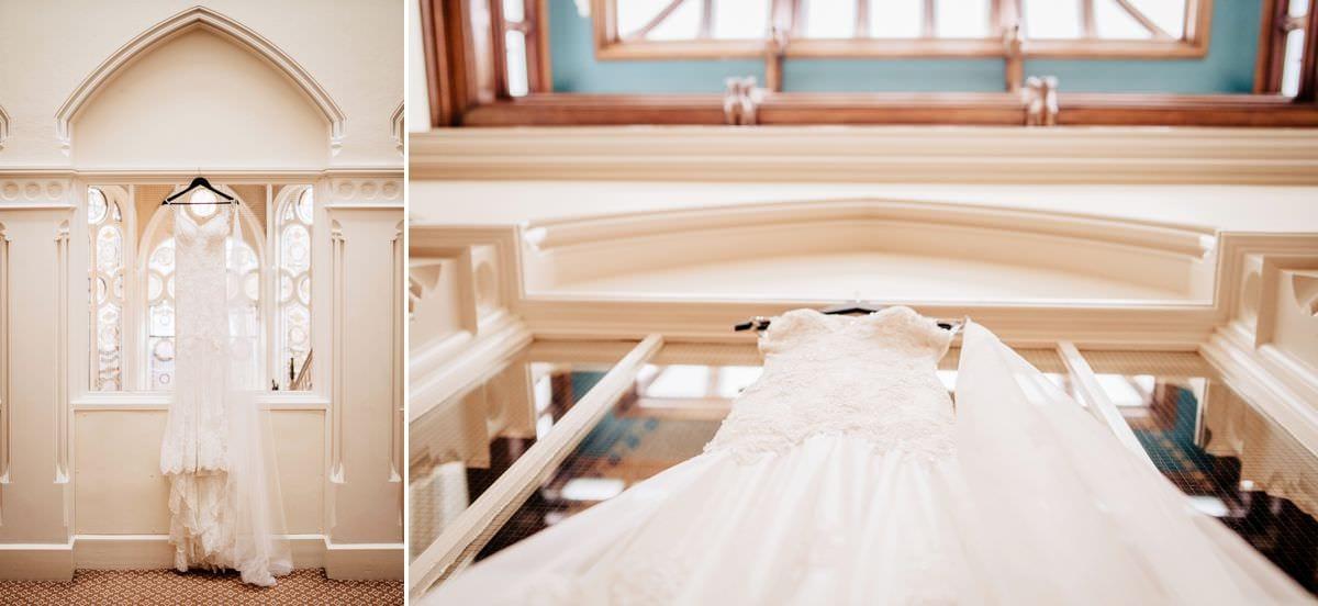 Elvetham Spring Wedding