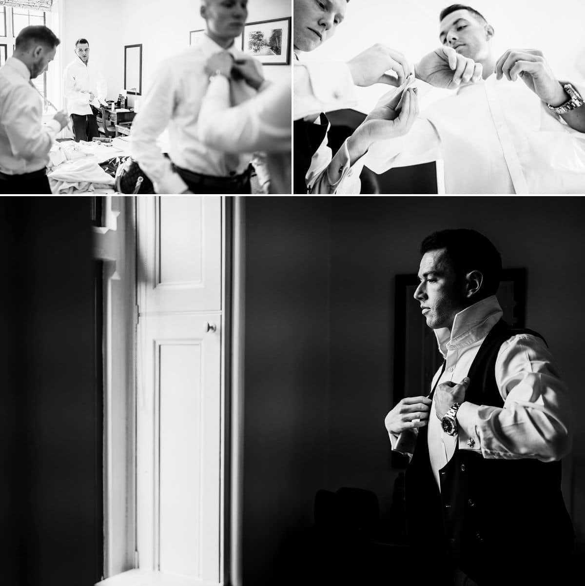groomsmen preps