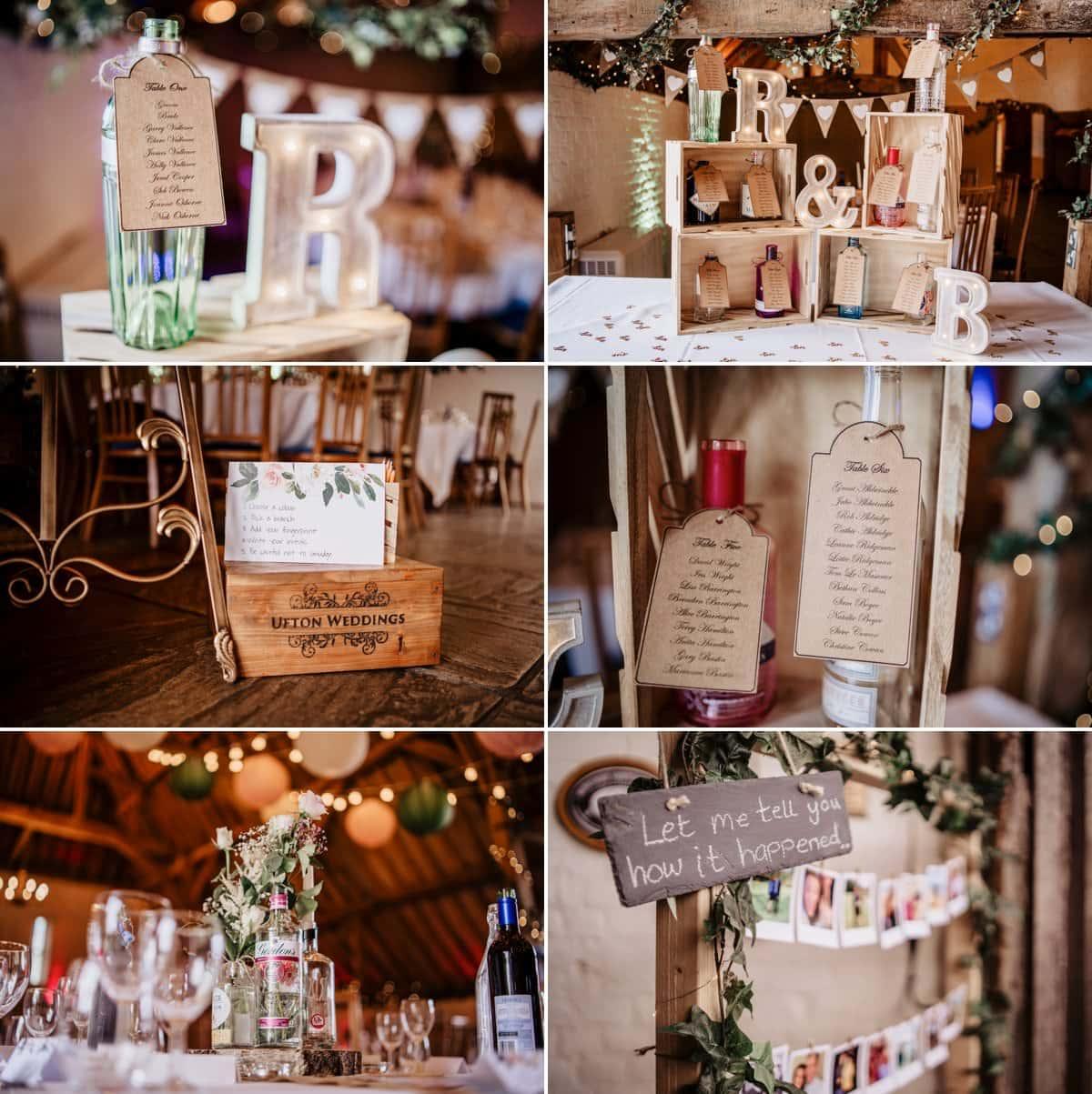 Ufton Court Wedding Barn