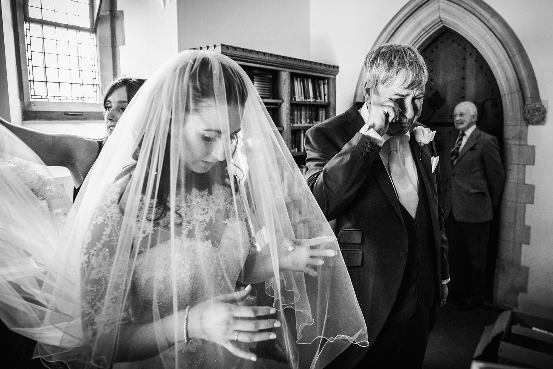 documentary wedding photographer hampshire